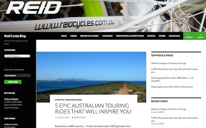 5 epic Australian touring rides that will inspire you