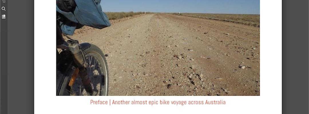 zzOz   zig zag across Australia ebook image