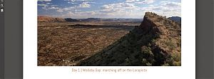 Wandering the Larapinta Trail ebook image