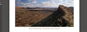 Wandering the Larapinta Trail ebook image