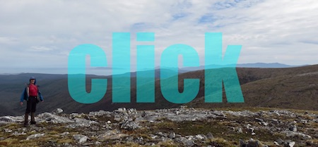 click to see slideshow Tin Range, Stewart Island