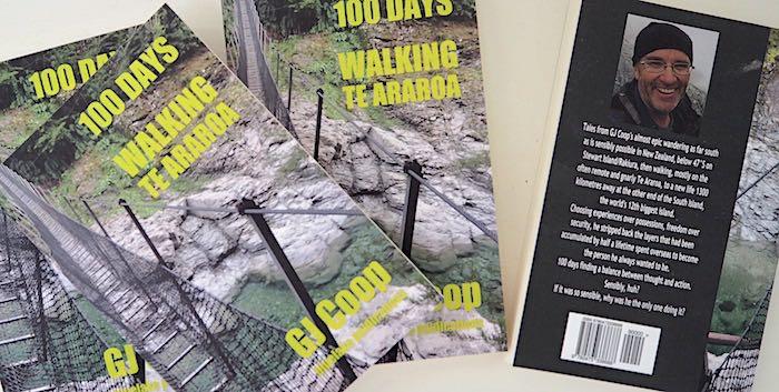 100 Days paperback books arrive